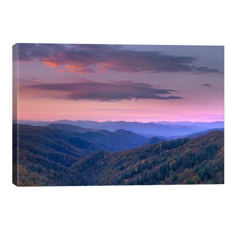Newfound Gap, Great Smoky Mountains National Park, North Carolina // Tim Fitzharris