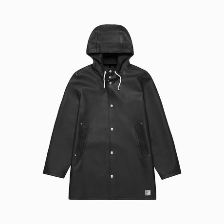 Trawler Jacket // Black (XS)
