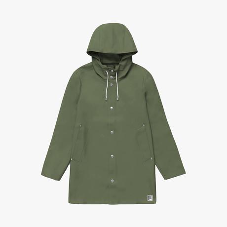 Trawler Jacket // Olive (XS)