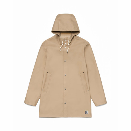 Trawler Jacket // Sand (XS)