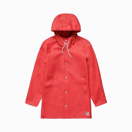 Trawler Jacket // Red (XS)