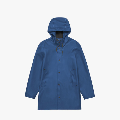 Trawler Jacket // Blue (XS)