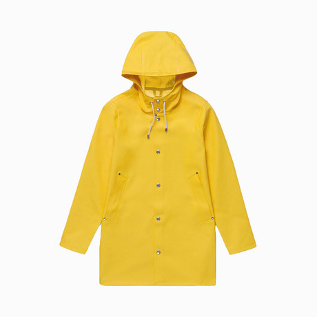 Trawler Jacket // Yellow (XS)