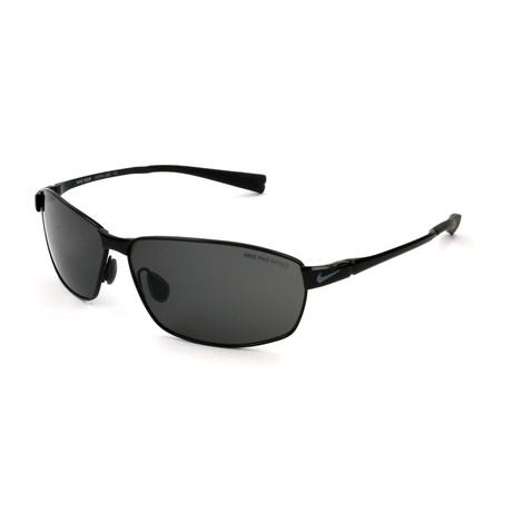 Men's Tour Sunglasses // Black + Gray
