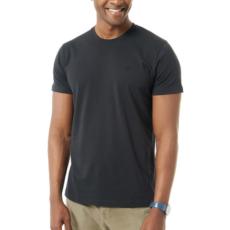 Velio T-Shirt // Black (S)