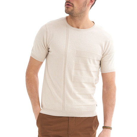 Zeus T-Shirt // Stone (S)