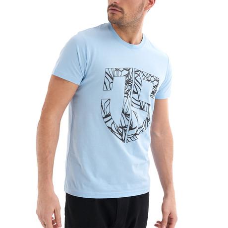 Walter T-Shirt // Baby Blue (S)