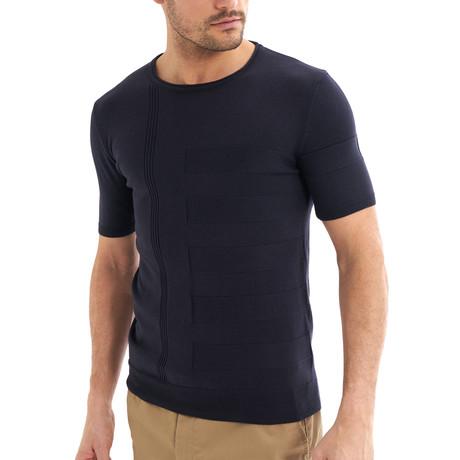 Zeus T-Shirt // Navy (S)