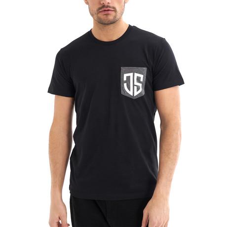 Simone T-Shirt // Black (S)
