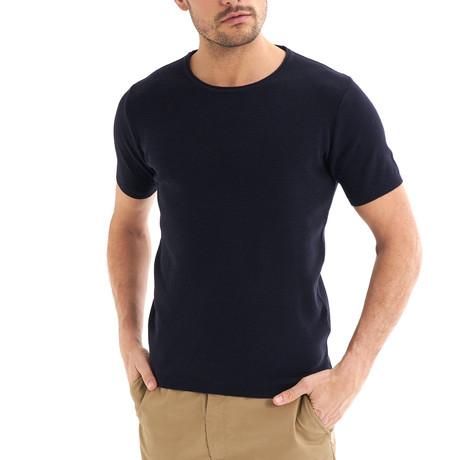 Zetico T-Shirt // Navy (S)