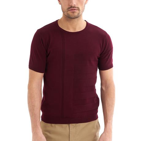 Zeus T-Shirt // Bordeaux (S)