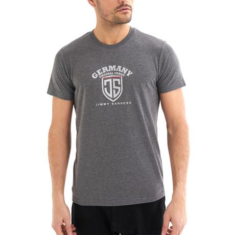 Yuri T-Shirt // Anthracite (S)