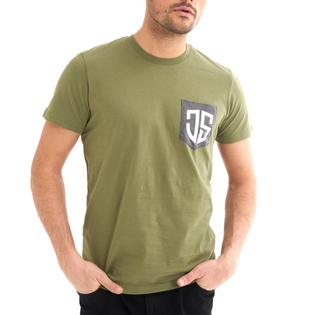 Simone T-Shirt // Olive (S)