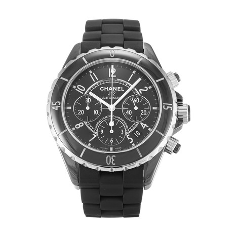 Chanel J12 Chronograph Automatic // H0939 // Pre-Owned