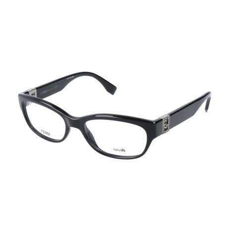 Women's 0048 Optical Frames // Shiny Black