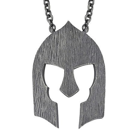 "Mask Necklace (Length: 24"")"