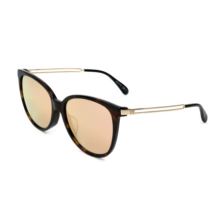 Women's 7116 Sunglasses // Havana + Brown