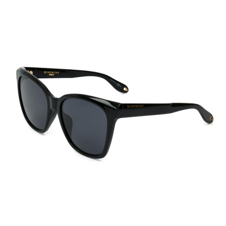 Women's 7069 Sunglasses // Black + Gray