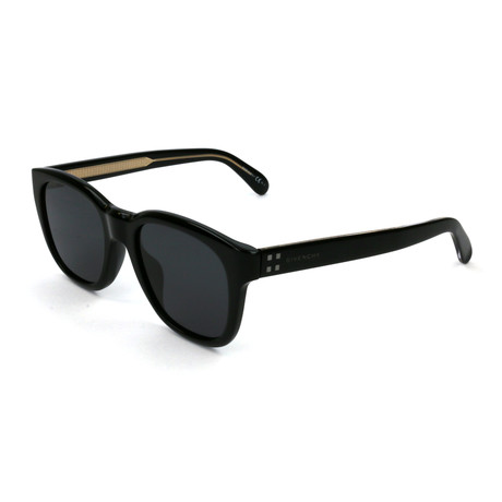 Men's 7104 Sunglasses // Black + Gray