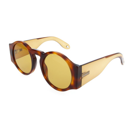 Women's 7056 Sunglasses // Light Havana + Brown