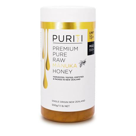 UMF15+ Mānuka Honey // 500 g