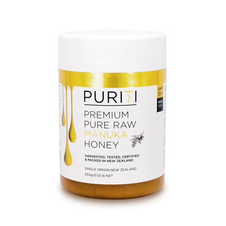 UMF18+ Mānuka Honey // 250 g