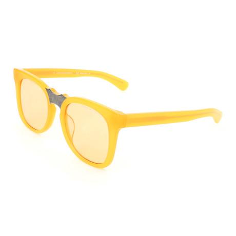 Unisex CKNYC1850S Sunglasses // Milky Orange