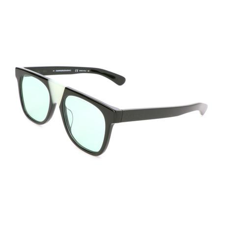 Unisex CKNYC1852S Sunglasses // Forest Green