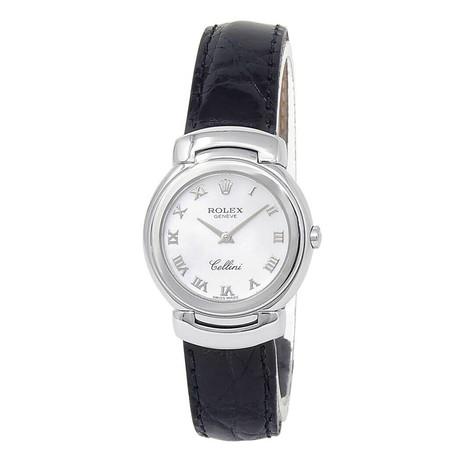 Rolex Ladies Cellini Quartz // 6621 // W Serial // Pre-Owned