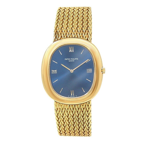 Patek Philippe Ellipse Automatic // 3589/1 // Pre-Owned