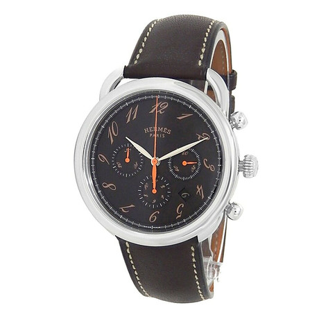 Hermes Chronograph Automatic // AR4.910 // Pre-Owned