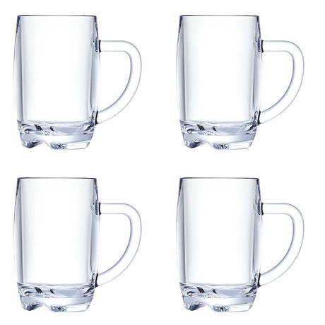 Strahl // Vivaldi Beer Mug // Set of 4