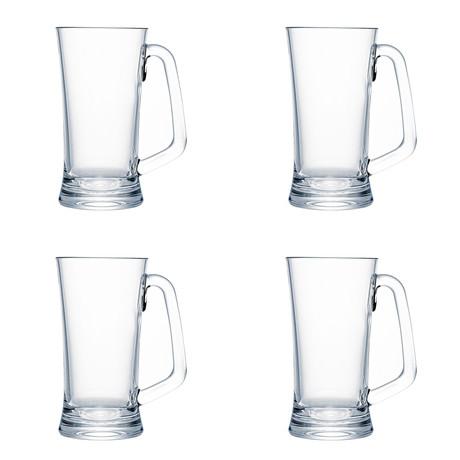 Strahl // Design+ Beer Mug // Set of 4
