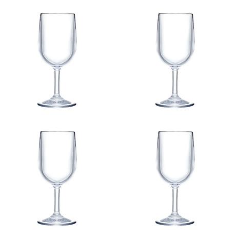 Strahl // Classic Wine Glass // Set of 4