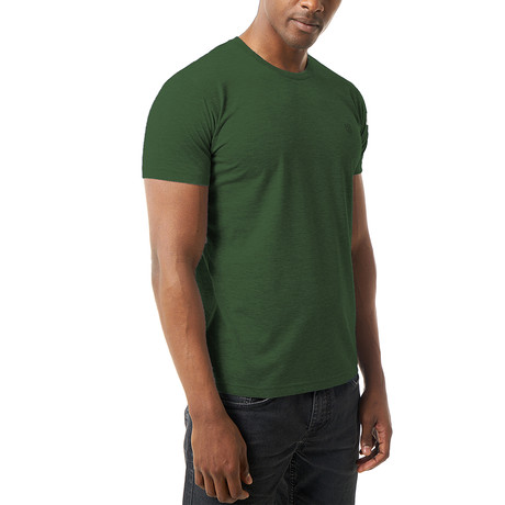Velio T-Shirt // Dark Green (S)