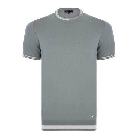Huck Pullover // Green (XS)