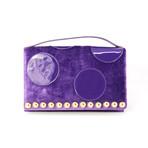 Women's Purple Handbag // Purple