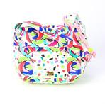 Women's Micro Multicolor Handbag // Multicolor