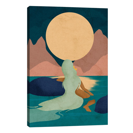 Aquarius Moon // Reyna Noriega