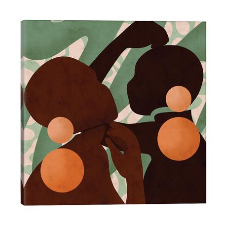 """Duality Square // Reyna Noriega (26""""W x 26""""H x 1.5""""D)"""