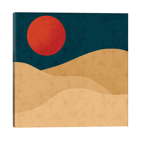 "Sahara // Reyna Noriega (26""W x 26""H x 1.5""D)"