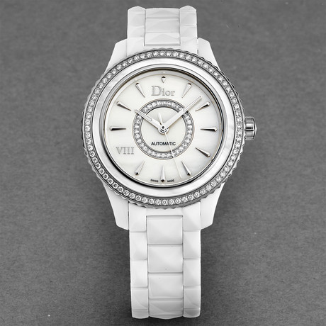 Dior Ladies White VIII Automatic // CD1245E9C001