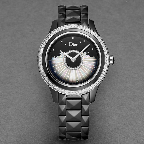 Dior Ladies Black VIII Automatic // CD124BE0C001