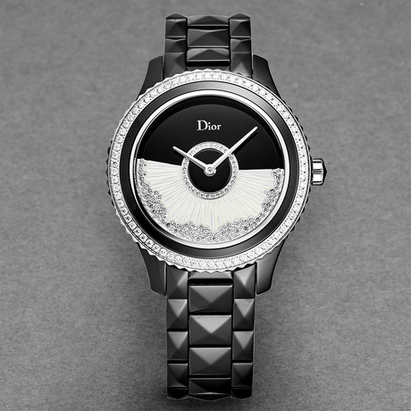 Dior Ladies Black VIII Automatic // CD124BE3C003