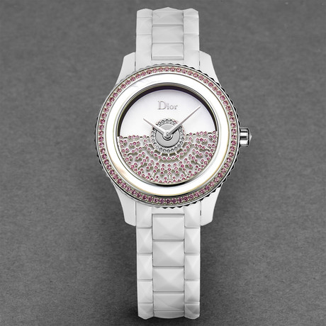 Dior Ladies White VIII Automatic // CD123BE1C002
