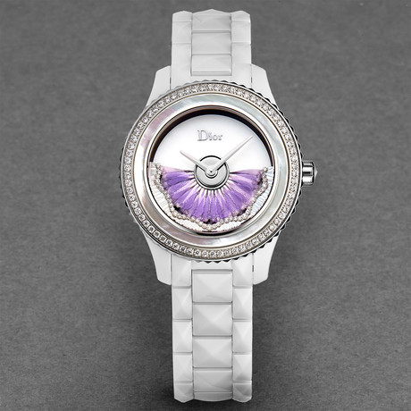 Dior Ladies White VIII Automatic // CD123BE1C003