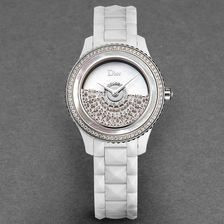 Dior Ladies White VIII Automatic // CD123BE1C001
