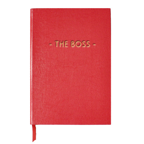 The Boss // Cherry (Small Book)