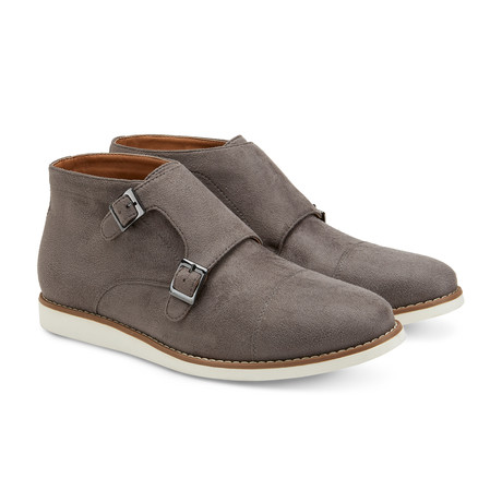 The Ballaster Boot // Gray (US: 7.5)