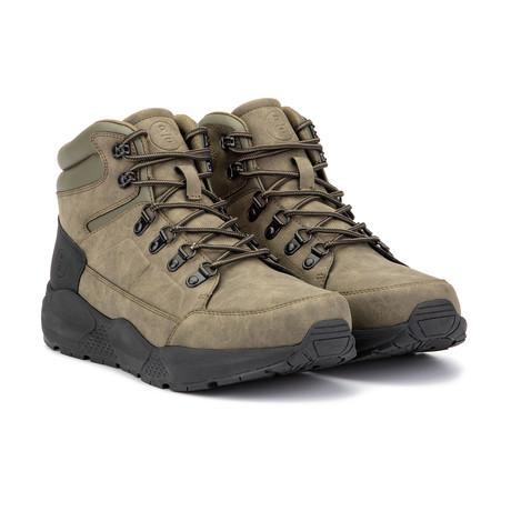Eaton Boot // Olive (US: 7.5)